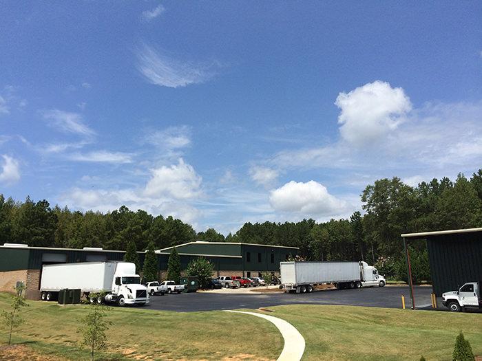 Service Facility – Zebulon, GA